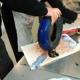Mono Printing Workshop (Bernhard Gaul)
