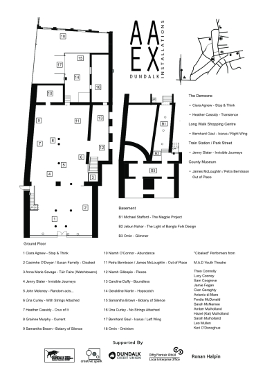 floor plan_map